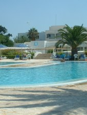 Pool in Tunis